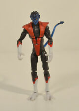 "2009 Nightcrawler Kurt Wagner 4.25"" Hasbro Action Figure Marvel Universe X-Men"
