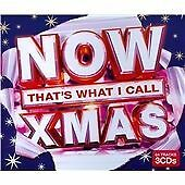 Now That's What I Call Xmas Christmas 3CD Lennon Pretenders Squeeze Abba (Blue)