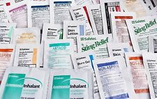First Aid Supplies Kit. 42 Ointments & Creams. Refill you Car, Work, Bug Out Kit