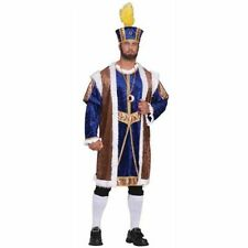 "Henry the 8th VIII Fancy Dress Costume Tudor King XXL UP TO 54"" CHEST"