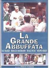 La Grande Abbuffata DVD Tognazzi Mastroianni Piccoli Noirett