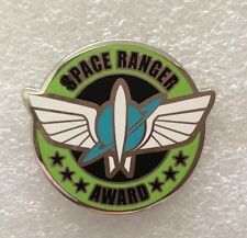 "Disney Pin - Toy Story - Buzz Lightyear - ""Space Ranger Award"""
