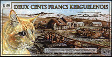 Archipel des Kerguelen / Kerguelen Islands 200 Francs 2010 (1)