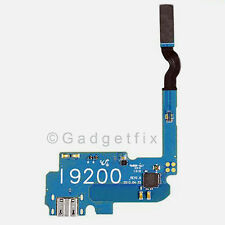 US Samsung Galaxy Mega 6.3 i9200 i527 i9205 Charger USB Port Connector Mic Flex