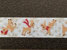 Rudolph The Red Nosed Reindeer Decorative Paper Washi Tape Christmas Nose