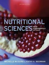 Nutritional Sciences: From Fundamentals to Food w Table of Food Composition Book