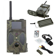 HC-300M Hunting Trail Camera IR Night Vision Scouting Infrared HD Video GSM MMS