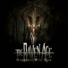 The Raven Age - Darkness Will Rise - New Double Vinyl LP - Pre Order - 17/3
