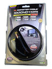 Monster Cable Ultimate High Speed 1000HD Right Angle HDMI Cable - 2M (6.56 Ft)