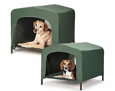 Waterproof Dog Cot or Pet Tent – Indoor/Outdoor Dog House Pet Home