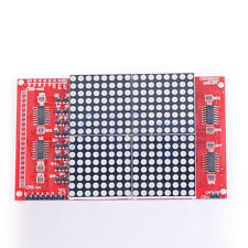 16x16 LED Dot Matrix Module LED Display for Arduino Compatible 12864 LCD UK