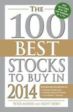 THE 100 BEST STOCKS TO BUY IN 2014 by Peter Sander NEW book market investments