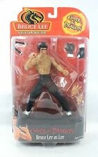 Play Along BRUCE LEE Enter The Dragon Action Figure Classic Film Collection