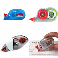 TIPPEX TIPP EX MOUSE CORRECTION TAPE. BRAND & QUANTITY CHOICE. FREE DELIVERY