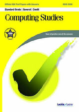 Computing Studies General / Credit SQA Past Papers by Leckie & Leckie...