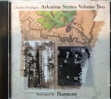 Charley Sandage's Arkansas Stories Vol 2 ~ Harmony ~Original ~ Folk ~ CD ~ New