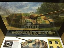 Tamiya 56039 1/16 German Jagdpanzer IV/70(V) Lang - RC Full Option Tank Kit