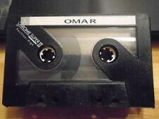 VERY RARE Omar DEMO CASSETTE TAPE neo soul Music 1992 Vannessa Simon Incognito !