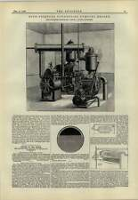 1883 High-pressure Condensing Pumping Engine Pulsometer