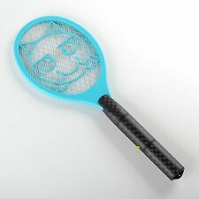 Handheld Bug Zapper Tennis Racket Electronic Flyswatter ( colors may vary )