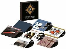 Simple Minds 'The Vinyl Collection 1979-1985' (New 7 Vinyl LP Box Set)
