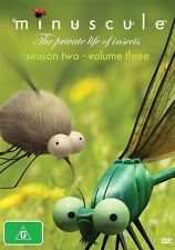 Minuscule - The Private Life Of Insects : Season 2 : Part 3 (DVD, 2012)