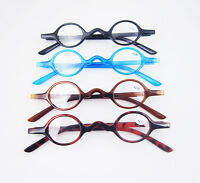 Designer Round Frame Oval Trendy Vintage Reading Glasses Eyeglasses CE +1 +2 +3