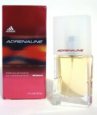 ADIDAS ADRENALINE WOMEN PERFUME 30 ML 1 FL OZ  EDT SPRAY NIB
