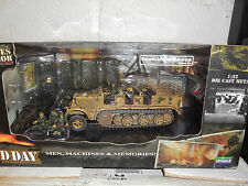 Force of Valor 1/32 80247 GER SDKFA 7 HALF TRACK NORMANDY 1944; LAST ONE