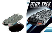 Star Trek Raumschiffsammlung Federation holoship Model #85 Eaglemoss + eng. OVP
