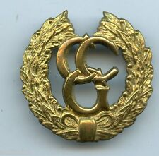 Control Commisson Germany  Cap  Badge
