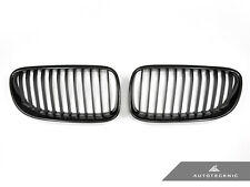 FULL REPLACEMENT CARBON FIBER FRONT GRILLE - BMW 11-13 E92 E93 LCI 328I 335I