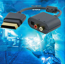 professional RCA Optical Audio Cable cord wire Adapter Adaptor for Xbox 360