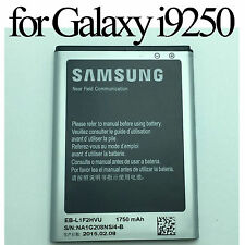 Replacement Battery For SAMSUNG Galaxy Nexus I9250 I515 EB-L1F2HVU 1750mAh