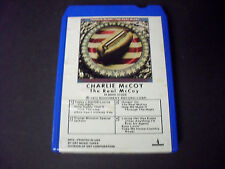 Charlie McCoy-The Real McCoy 8-Track Tape-Good Condition