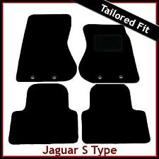 Jaguar S Type (1999 2000 2001 2002) Tailored Fitted Carpet Car Mats