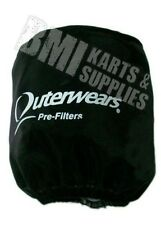 "6"" Outerwears Pre-Filter Air Cleaner, fits K&N Style, Go Kart Racing Cart Parts"