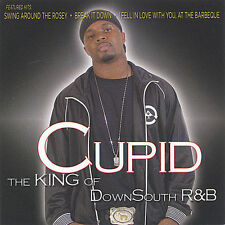 FREE US SH (int'l sh=$0-$3) NEW CD Cupid: King of Down South R&B