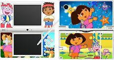 NDSi nintendo DSi - DORA - 4 Piece - Decal / Sticker Skin UK