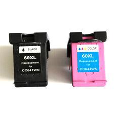 Reman Ink Cartridge for HP ENVY 100 110 111 114 120 121(1 Black 1 Color)