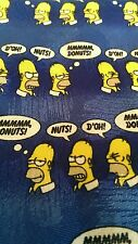 SIMPSONS Homer Blu Cravatta I Simpsons
