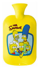 The Simpsons Fashy Latex Free Hot Water Bottle