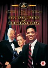 SIX DEGREES OF SEPARATION (2003 Crime Drama DVD) Region 2. Thoroughly Engaging**