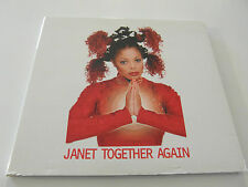 Janet Jackson - Together Again (6 Track CD Single) Used Very Good
