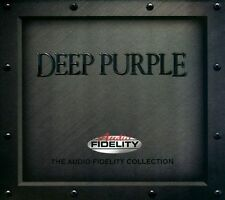 The  Audio Fidelity Collection [Box] by Deep Purple w/bonus DVD 4 Discs