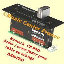 Numark CP-PRO cross-fader NEUF pour table de mixage DXM-PRO