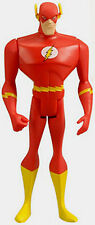 "Justice League Unlimited Loose 4.25"" THE FLASH Figure Matty Collector Exclusive"