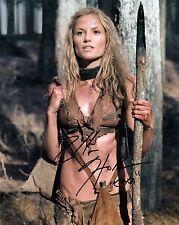 Ellen Hollman Autographed 8x10 Photo Spartacus (4)