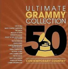 Ultimate GRAMMY Collection: Contemporary Country Various Artists Audio CD
