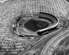 1960 San Francisco Giants CANDLESTICK PARK Glossy 8x10 Photo Stadium Print